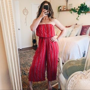 Urban Outfitters Wide Leg Jumpsuit - worn once!